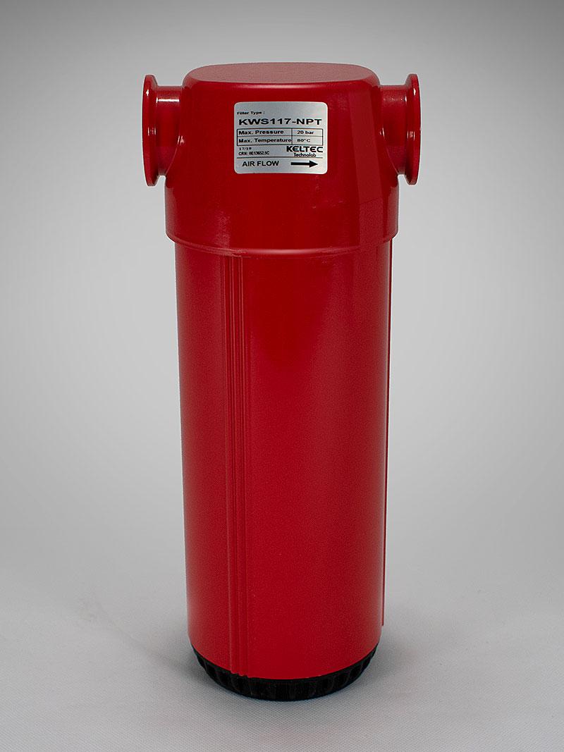 KWS117-NTP Water Separator